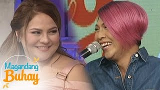 Video Magandang Buhay: Karla & Vice reveal each other's personalities MP3, 3GP, MP4, WEBM, AVI, FLV Oktober 2018