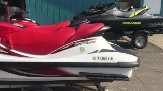 9. 2004 Yamaha FX140