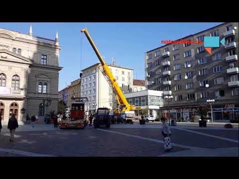 Historická tramvaj č. 7 se vrací do depa