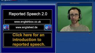 English Grammar | Indirect Speech