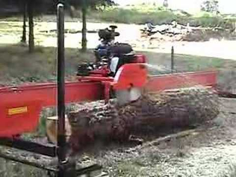 The Timberline 4410 Sawmill