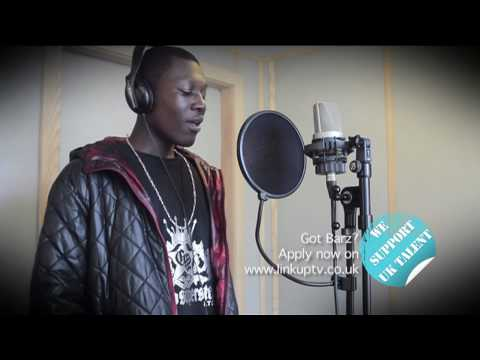 Stormzy - Behind Barz (Take 1) | Link Up TV