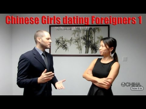 China, How it is – Chinese Girls Dating Foreigners ep.1 – Moon