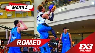 Check out Terrence Romeo's highlights from the Manila masters! Does he deserve the