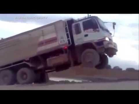 Màn bốc đầu xe tải quá đỉnh