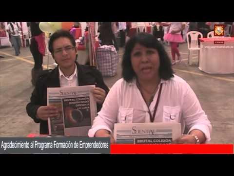 EXPO FERIA 2012 DE EMPRENDEDORES - II Encuentro de Emprendimiento y Networking