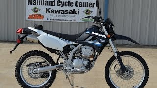 10. $5,099:  2014 Kawasaki KLX250S Dual Purpose Motorcycle