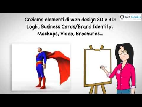 Web & SEO Agency - B2BGenius.it