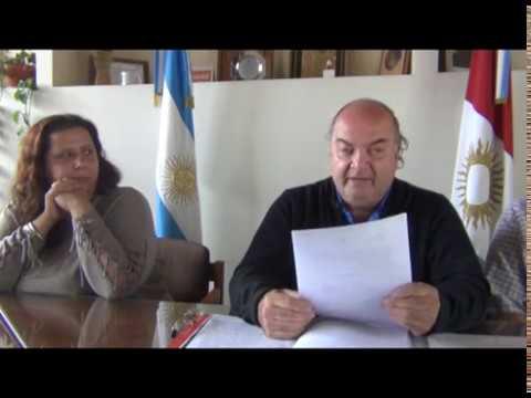 OPERATIVOS REALIZADOS EN EL BARRIO FALDAS DEL URITORCO: VIDEO CON LA CONFERENCIA DE BUFFONI POR TEMA FALDEO DEL DIA 13 FEB