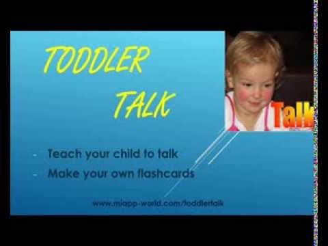 Video of Toddler Talk