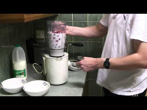 How to Make a Fruit Flavoured Smoothie