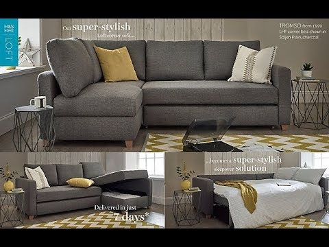 TOP 10 SOFA BEDS & MODERN SLEEPER SOFAS 2019