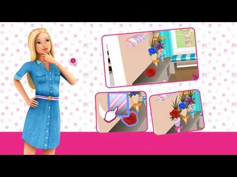 Barbie Dreamhouse Adventures - Unlock More Halloween Decoration Wallpapers - Simulation Game