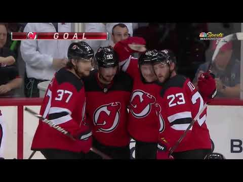 Washington Capitals vs New Jersey Devils – Oct.11, 2018 | Game Highlights | NHL 18/19 | Обзор матча