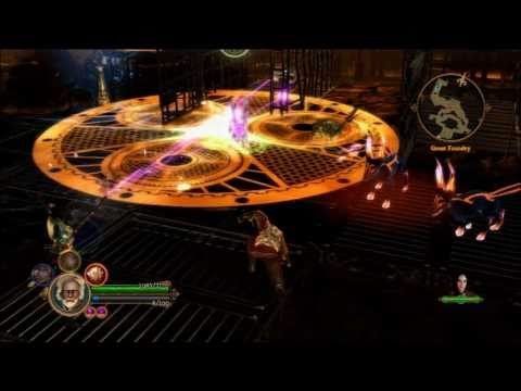 dungeon siege iii ps3 - Maxwell McGee gets a live demo of Dungeon Siege III On The Spot from Obsidian's Nathaniel Chapman.
