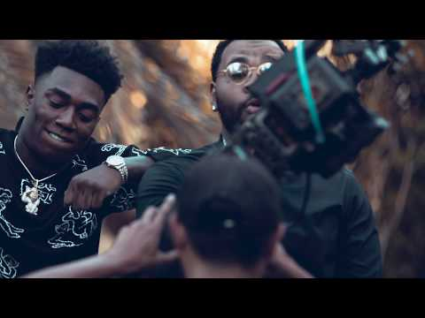 """Fredo Bang Feat. Kevin Gates """"Oouuh Remix"""" (Behind The Scenes)"""