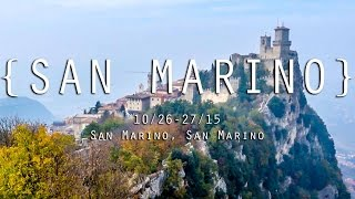 Vlog #32. Haven't heard of San Marino before? That's because the whole country is contained within 24 sq miles and is completely surrounded by Italy. It is one ...