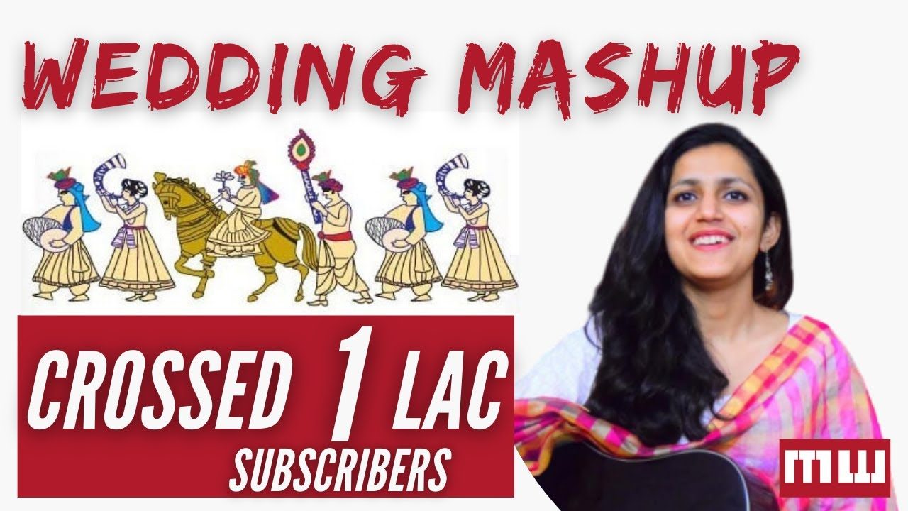 Wedding Songs Mashup Guitar Lesson | Simple Guitar Chords | Wedding Sangeet | Music Wale Compilatio