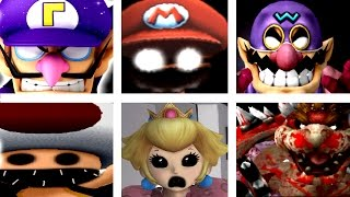 Five Nights at Wario 2 ALL JUMPSCARES