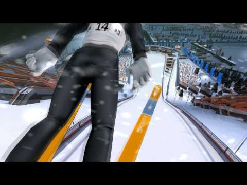 Video of Super Ski Jump - Winter Rush
