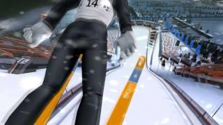 Super Ski Jump - Winter Rush YouTube video