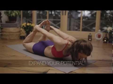 Yasmin Yoga Basics 3: Centred & Sensual – DVD Trailer