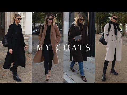 My Autumn Winter Coats 2020