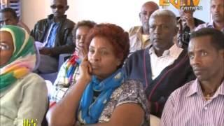 Eritrean News In Tigrinya Of 4 January 2015 By Eritrea TV