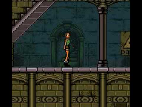 tomb raider game boy advance rom