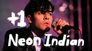"Neon Indian Performs ""Hex Girlfriend"" At The MoMA +1"