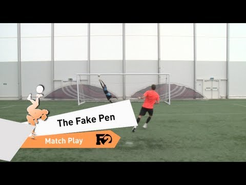 Billy Wingrove - Learn The Fake Pen - The F2 Match Play Skill