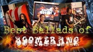 Boomerang - Best Ballads of Boomerang Full Album | Lagu Terbaik Boomerang band Video