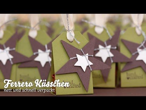 Ferrero Küsschen Verpackung