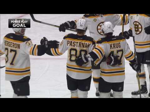 Video: Boston Bruins vs Los Angeles Kings | NHL | 23-FEB-2017