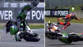 Video MotoGP™ 2014 Biggest crashes MP3, 3GP, MP4, WEBM, AVI, FLV November 2017