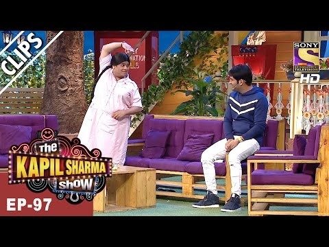 Kapil Offers Bumper A Role in His New Film - The Kapil Sharma Show - 15th Apr, 2017