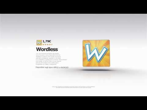 Wordless Official Spot - ITA
