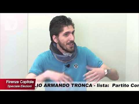 Firenze capitale - speciale elezioni - intervista ai candidati a sindaco al Comune di Firenze per le amministrative 2014.