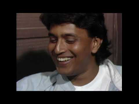 Mithun Chakraborty Interview 1987
