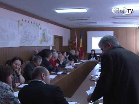 Ședinţa a Consiliului Local al or.Florești din 03 02 2017