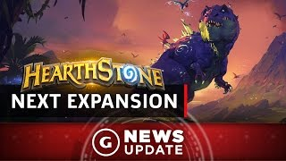 New Hearthstone Expansion Journey To Un'Goro Announced - GS News Update by GameSpot