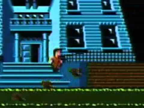 Angry Video Game Nerd  №13 - Nightmare on the Elm Street(RUS)