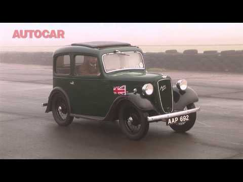 Austin 7 video review by autocar.co.uk