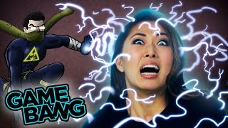 CRAZY ELECTRIC SHOCK GAME! (Game Bang)