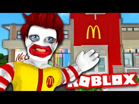 I opened a MCDONALDS in BLOXBURG... and you guys RUINED IT