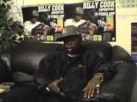 sosouthcom - An exclusive interview with Houston's Billy Cook Supastar the legendary hook singer and rapper. He has featured on over 500 records including Chamillioanire'...