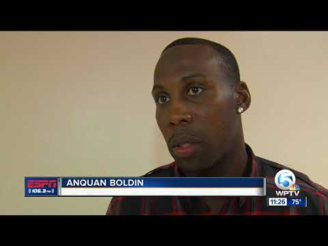 Anquan Boldin share his thoughts on Colin Kaepernick