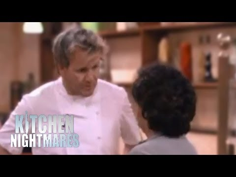 gordon - OFFICIAL KITCHEN NIGHTMARES USA. The first customers of the night are responding well to the new menu but one old bag complains for the sake of it. Gordon Ra...