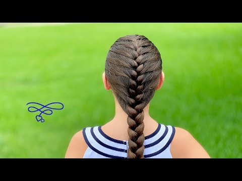 Simple Variation Of The French Braid
