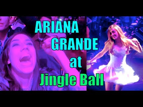 Jingle - Ariana invited Kory and me to go to the Jingle ball in LA and she was AMAAAAZING as usual. SO proud of her! Yesterdays video - https://www.youtube.com/watch?...